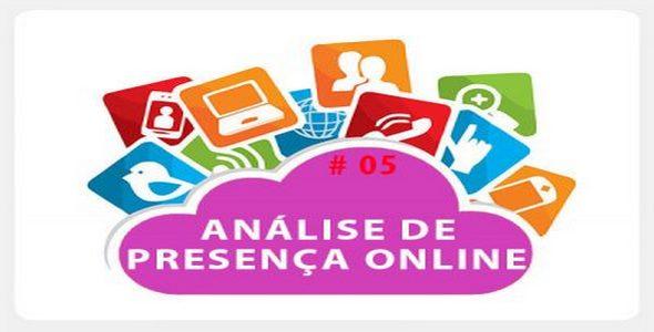 CVO - Analise de Presenca Online