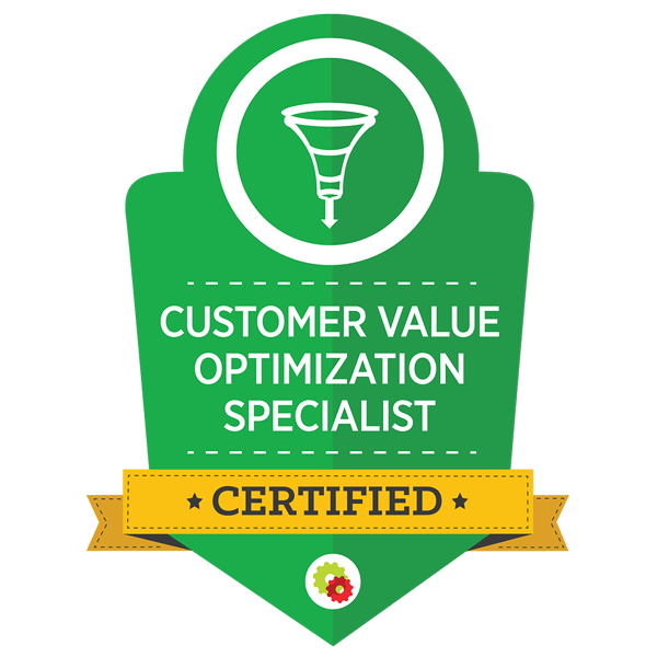 CVO - CUSTOMER VALUE OPTIMIZATION SPECIALIST